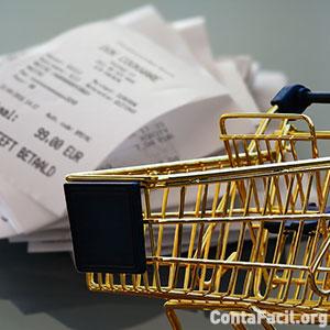 Recibos de compras